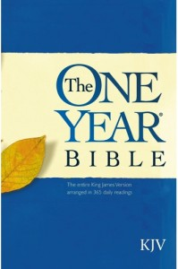 One Year Bible
